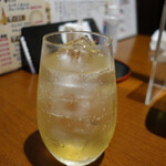 居酒屋 たなか畜産 - シークワーサーサワー梅酒