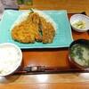 柿ェ門 - 料理写真:ジャンボロースかつ定食