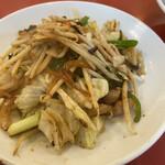 熱々食堂 - 野菜炒め
