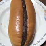 高久製パン - ザクザクチョココッペパン@70円