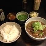 15575247 - 牛舌煮込み(800円)