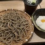 なゝ樹 - * とろろ蕎麦 980円