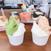 榎本牧場 フォルトゥーナ - 料理写真:ミルク&狭山茶、ミルク&トマトヨーグルトジェラート