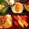 音羽鮨 - 料理写真:ランチにぎり定食940円