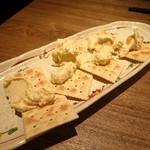 馬場六区 - 甘栗のチーズ (2012/10)