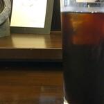 イタリアンマシロ - アイスコーヒー   セットドリンク100円