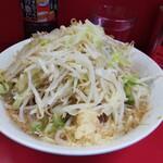155774130 - ラーメン 野菜マシ  ニンニク少なめ