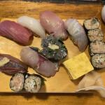155774956 - 地魚鮨(2400円)