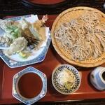 四季のそば 木曽路 - 料理写真:
