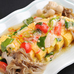 えびす海岸 りん - 料理一例