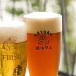 えびす海岸 りん - ビール