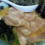 家系ラーメン 新宿家 - チャーシュー麺