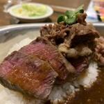 ステーキ五郎咖喱 -