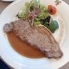 ふらのワインハウス - 料理写真:サーロインステーキ