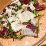 Restaurant ReCO - 黒毛和牛のブレザオラ