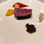 Restaurant ReCO - 黒毛和牛ロースト