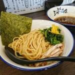 麺家 ジロー商店 - 魚介豚骨つけ麺並盛[¥850]
