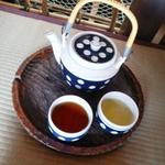 一文字屋和輔 - お茶