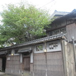 筑紫亭 - 外観