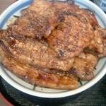 15580818 - 豚丼アップ1