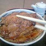 15580819 - 豚丼アップ2