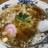 栄楽 - 料理写真:ラーメン 600円
