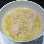 155805014 - 海老ワンタン麺1/2