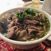 ビンヤン - 料理写真:牛肉のフォー
