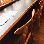 カド珈琲 - 店内ちょこっと雰囲気