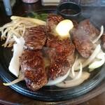がっつりステーキ - 料理写真:サガリ(300g)