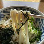 ほくほく庵 - 冷山芋かけの麺