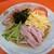 ほりけ - 料理写真:冷麺(600円)2021年8月