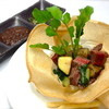 ケープコート - 料理写真:サーロインステーキ フライドポテト添え