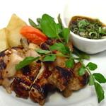 ケープコート - 若鶏もも肉のステーキ 塩麹漬け