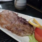 酒菜や凛 - 島豚の炙り焼き