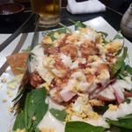 酒菜や凛 - ポパイのシーザーサラダ