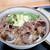 手打ちうどん ひさ枝 - 料理写真:肉ぶっかけ冷