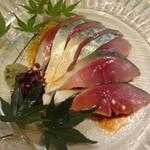 魚菜 ことわ - 自家製きずし
