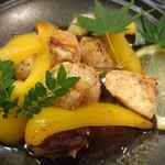 魚菜 ことわ - シイラのポアレ