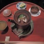 15583908 - 松茸の土瓶蒸し