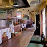 Spice食堂 - 店内の様子