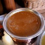 Spice食堂 - マトンカレー