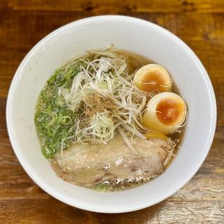 のぉくれ - 料理写真:醤油ラーメン