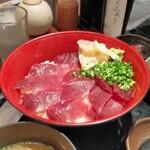 肴や 呉平 - マグロ丼