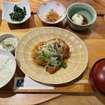 菜な - 本日のお昼御膳 1,100円