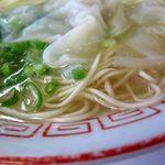 15584608 - ワンタン麺 2