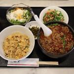 蘭亭 - 蘭亭定食(1,230円)