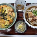 丸岡屋 - 料理写真: