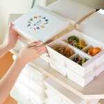 お惣菜屋 と文字 - テイクアウトBOXはボリューム満点!