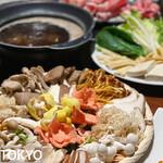 きのこ鍋&きのこ料理専門店 何鮮菇 -